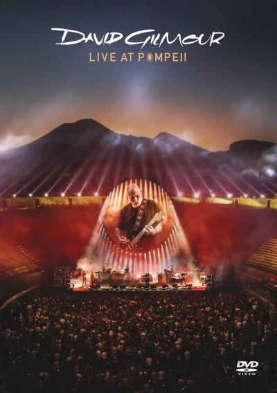 DVD Gilmour, David - Live At Pompeii