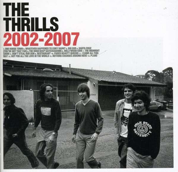 CD THRILLS - BEST OF