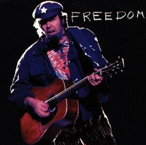 CD YOUNG, NEIL & THE RESTLESS - FREEDOM