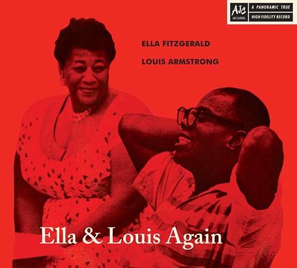 CD FITZGERALD, ELLA & LOUIS ARMSTRONG - ELLA & LOUIS AGAIN