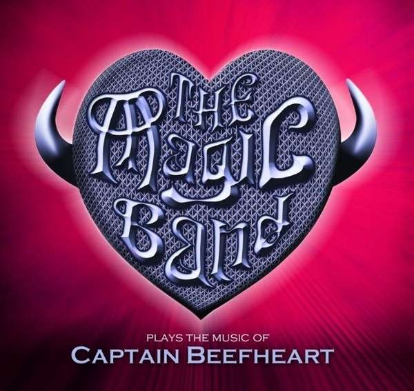 CD MAGIC BAND - MUSIC OF CAPTAIN BEEFHEART
