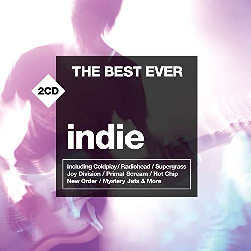 CD VARIOUS ARTISTS - THE BEST EVER INDIE