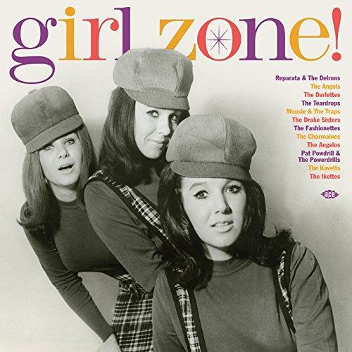 Vinyl V/A - GIRL ZONE!