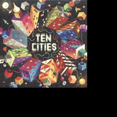 CD V/A - TEN CITIES