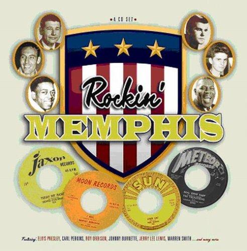 CD V/A - ROCKIN' MEMPHIS