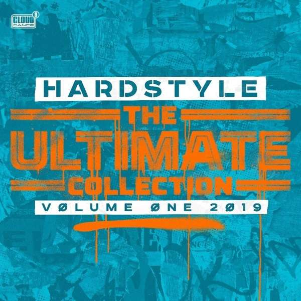 CD V/A - HARDSTYLE THE ULTIMATE COLLECTION VOLUME 1 - 2019