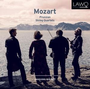 CD MOZART, W.A. - PRUSSIAN STRING QUARTETS