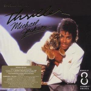 Michael Jackson - CD Thriller