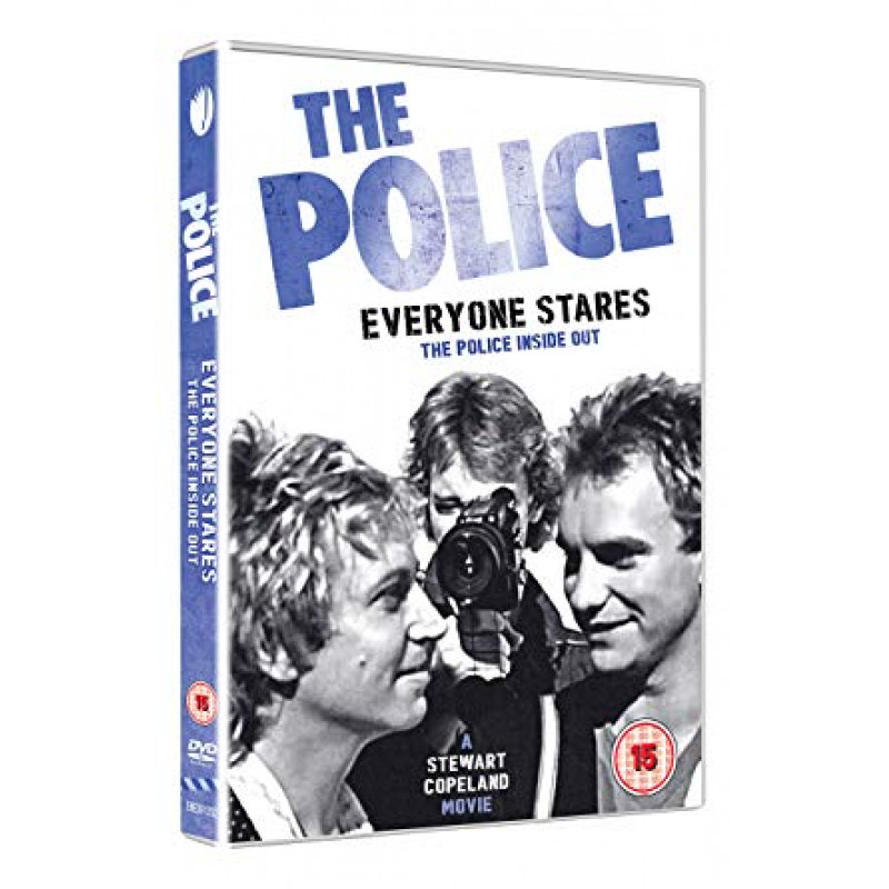 The Police - DVD POLICE - EVERYONE STARES - THE...