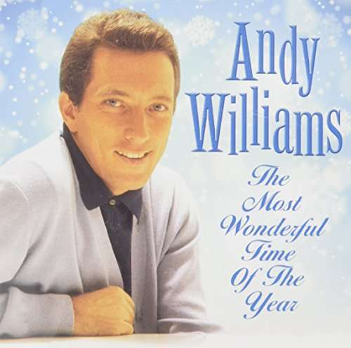 CD WILLIAMS, ANDY - The Most Wonderful Time Of The