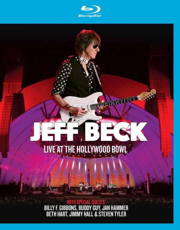 Jeff Beck - Blu-ray LIVE AT THE HOLLYWOOD BOWL