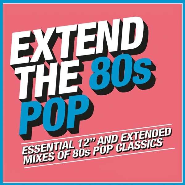 CD VARIOUS ARTISTS - EXTEND THE 80S - POP