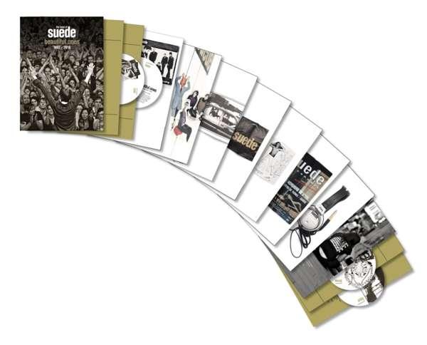 CD SUEDE - BEAUTIFUL ONES: BEST OF