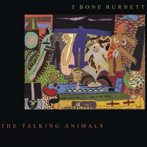 CD BURNETT, T-BONE - TALKING ANIMALS