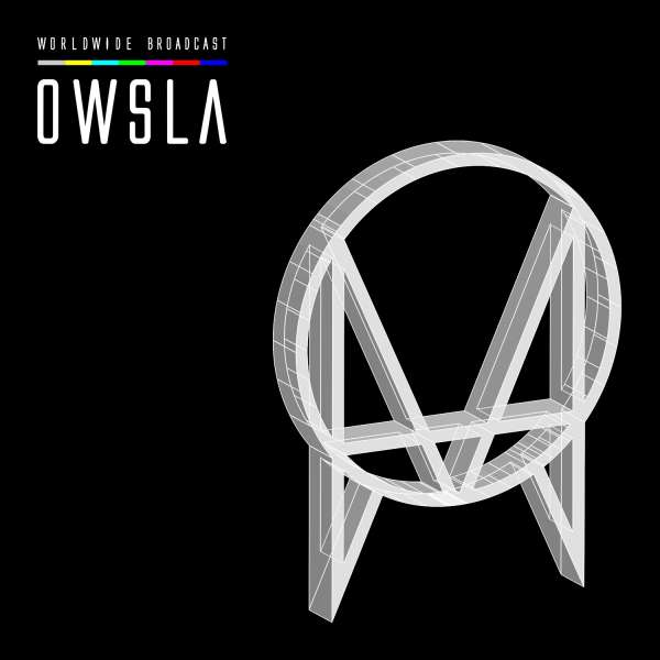 CD VARIOUS ARTISTS - OWSLA WORLDWIDE BROADCAST