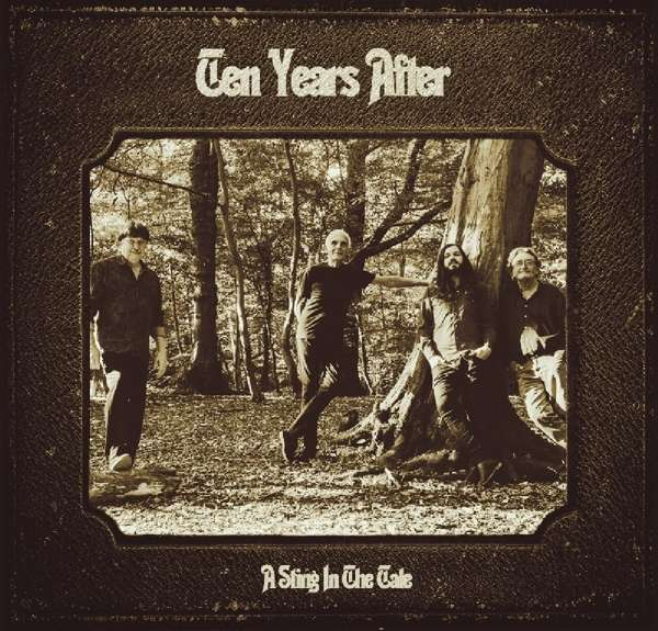 CD TEN YEARS AFTER - A STING IN THE TALE