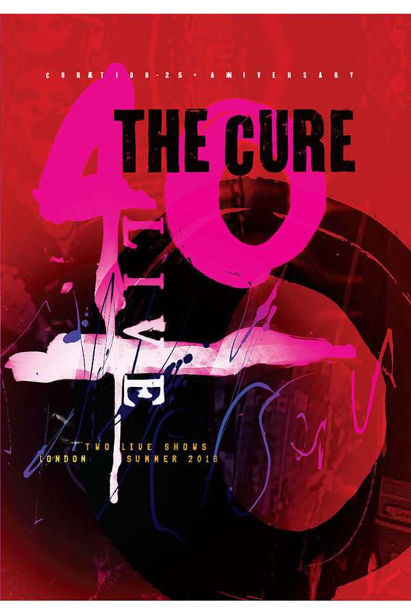 The Cure - DVD CURAETION 25...