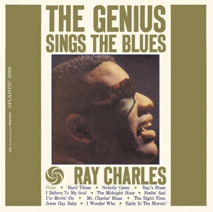 CD CHARLES, RAY - THE GENIUS SINGS THE BLUES