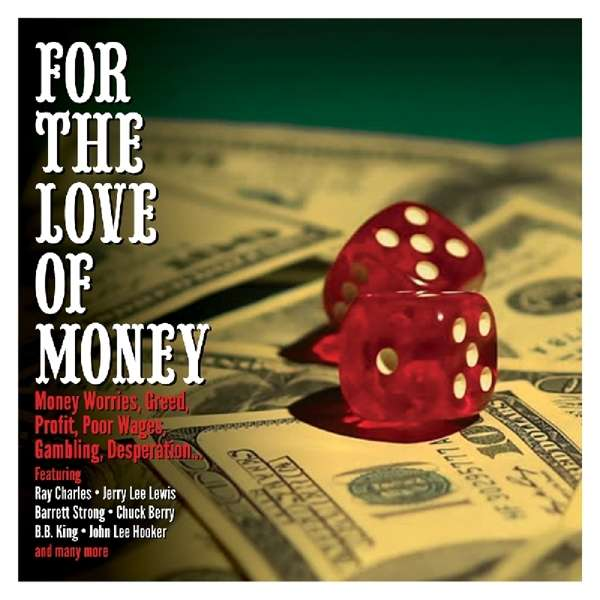 CD V/A - FOR THE LOVE OF MONEY