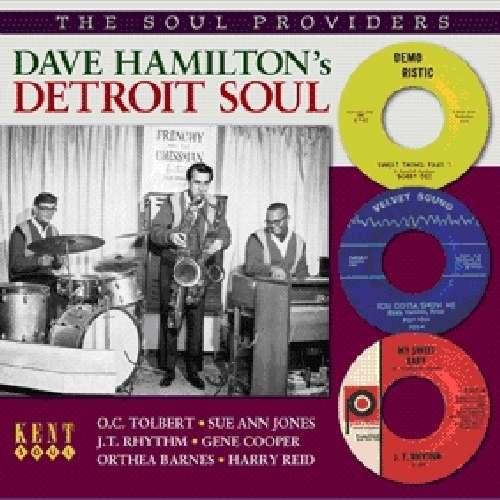 CD V/A - DAVE HAMILTON'S DETROIT SOUL