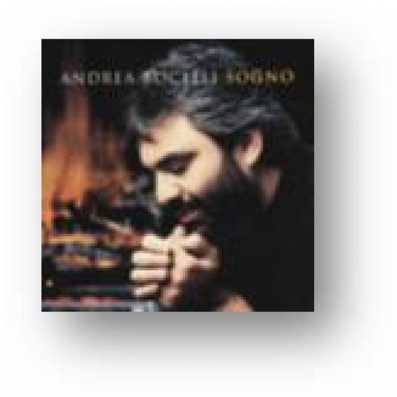 ANDREA BOCELLI - CD SOGNO