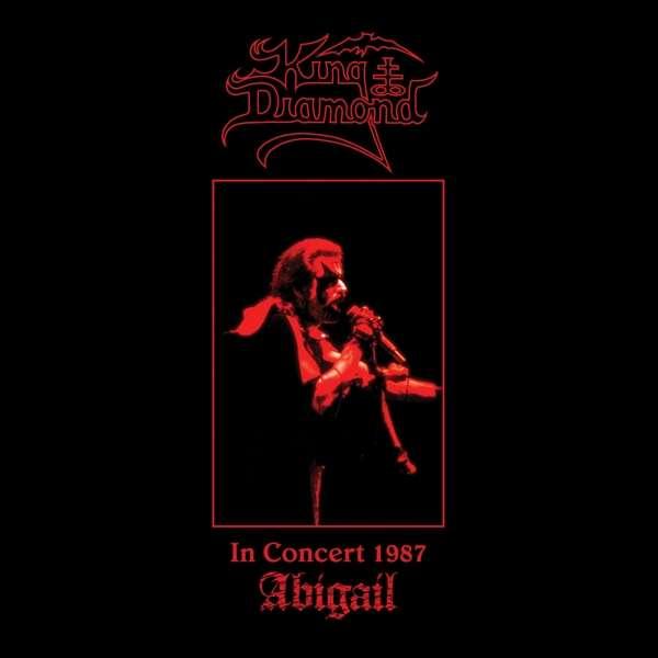 King Diamond - CD IN CONCERT 1987