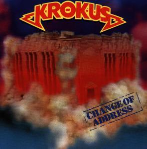 CD Krokus - Change of Address