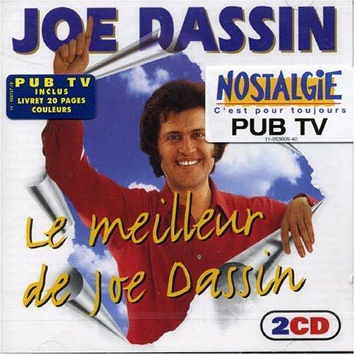 CD DASSIN, JOE - Le Meileur De Joe Dassin