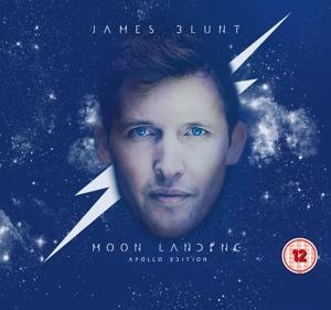 James Blunt - CD MOON LANDING THE APOLLO EDITION (CD+DVD)