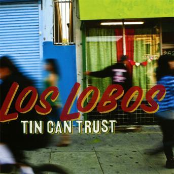 CD LOS LOBOS - TIN CAN TRUST