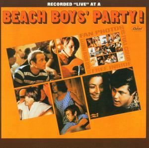 The Beach Boys - CD B.B. PARTYš/STACK0TRACKS
