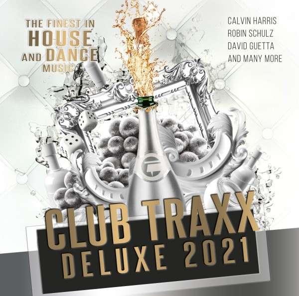 CD V/A - CLUB TRAXX DELUXE 2021