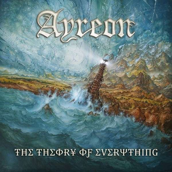 AYREON - CD THEORY OF EVERYTHING