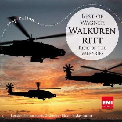 CD VARIOUS ARTISTS - BEST OF WAGNER