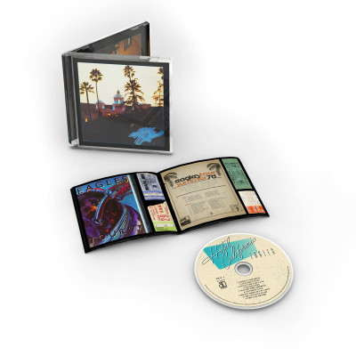 CD EAGLES, THE - HOTEL CALIFORNIA (40TH ANNIVERSARY REMASTERED EDITION)