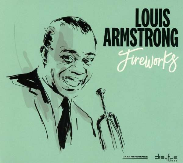 CD ARMSTRONG, LOUIS - FIREWORKS