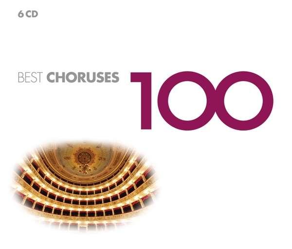 CD VARIOUS ARTISTS - 100 BEST CHORUSES
