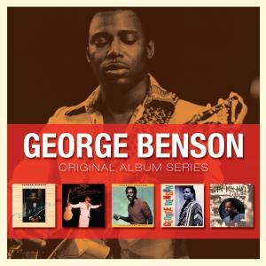 CD BENSON, GEORGE - ORIGINAL ALBUM SERIES