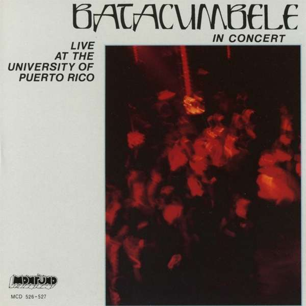 CD BATACUMBELE - IN CONCERT