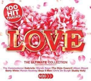 CD V/A - ULTIMATE LOVE
