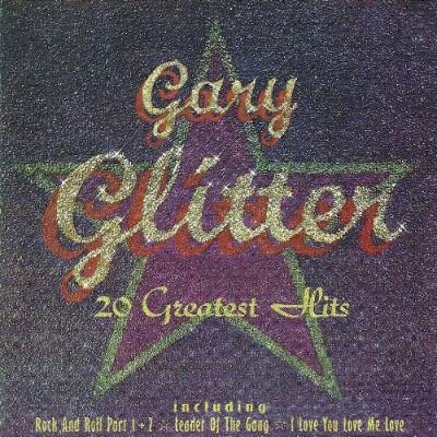 CD GLITTER, GARY - 20 GREATEST HITS