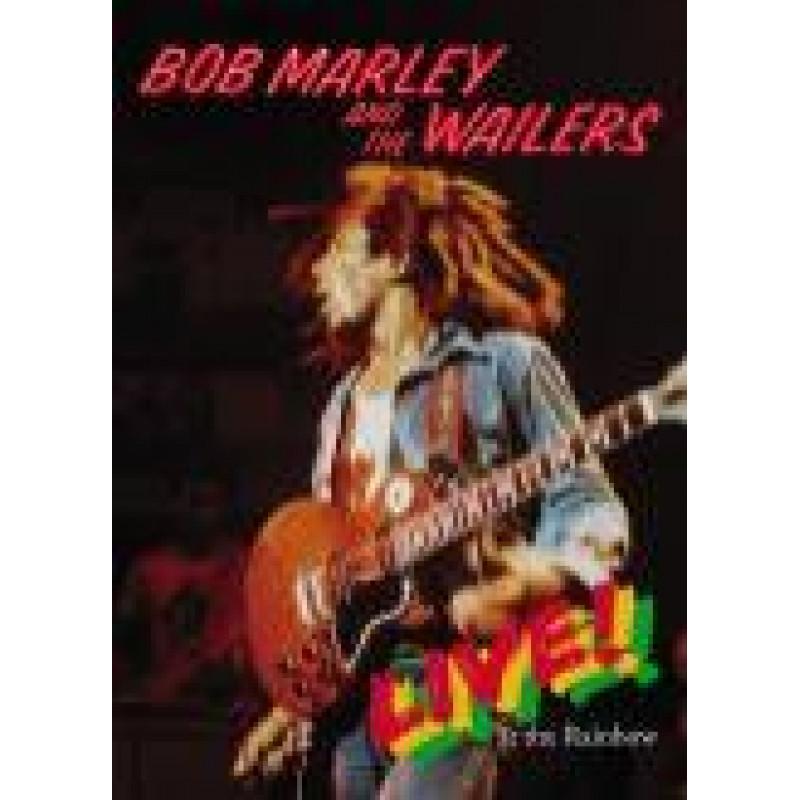 DVD MARLEY BOB - LIVE AT THE RAINBOW