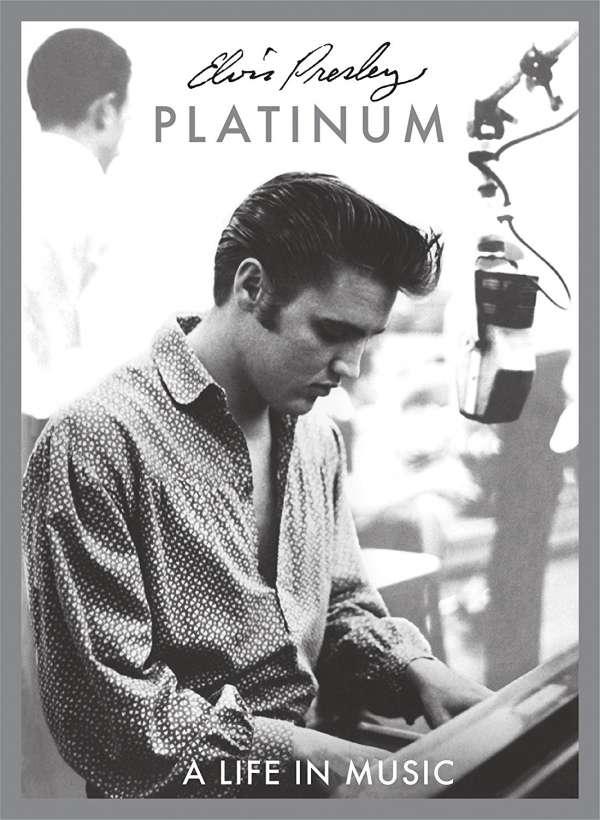 Elvis Presley - CD PLATINUM A LIFE IN MUSIC