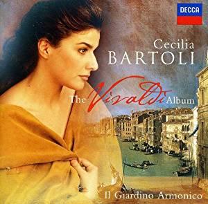 CD BARTOLI/IL GIARDINO ARMONI - VIVALDI ALBUM
