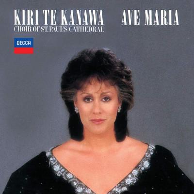 CD TE KANAWA KIRI - AVE MARIA/AJ.