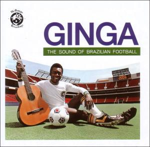 CD V/A - GINGA: THE SOUND OF BRAZILIAN FOOTBALL