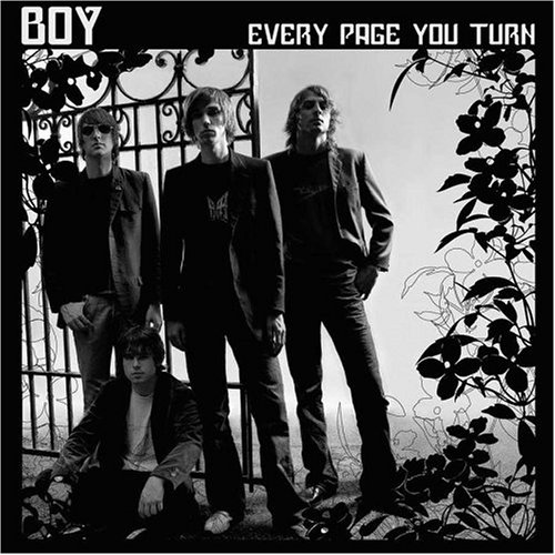 CD BOY - EVERY PAGE YOU TURN