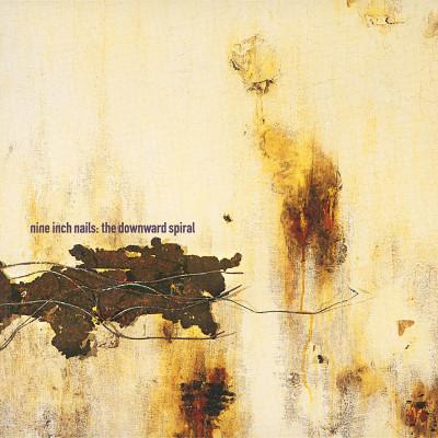 Nine Inch Nails - CD THE DOWNWARD SPIRAL