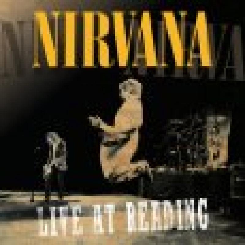 Nirvana - CD LIVE AT READING