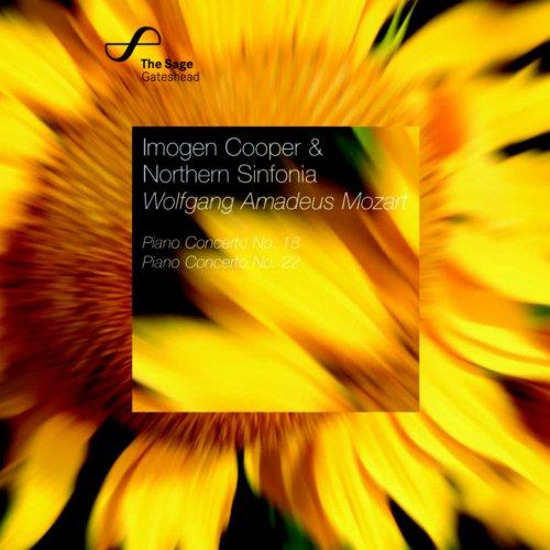 CD MOZART, W.A. - PIANO CONCERTOS NOS. 18 & 22
